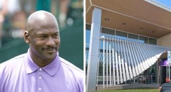 Michael Jordan eröffnet die zweite Gesundheitsklinik, um Menschen zu helfen, die nicht versichert sind