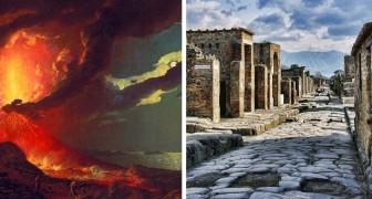 Pompeji, intakte Neuronen in den Überresten eines Opfers der Eruption gefunden: eine beispiellose Entdeckung