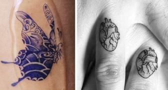 15 tatuagens pequenas e discretas para quem quer estar na moda sem abrir mão da elegância