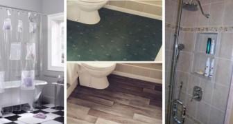 11 dritte utili per svecchiare l'aspetto del bagno e farlo sembrare più moderno ed elegante