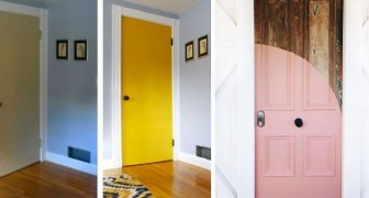 Rinnovare l'aspetto di una porta anonima: i trucchi utili e gli spunti da cui prendere ispirazione