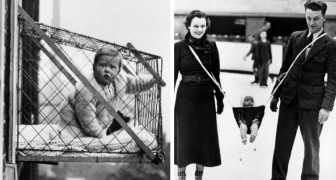 Once upon a time parents didn't know these 8 inventions from the past were so dangerous for their children