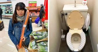 14 ungewöhnliche Situationen, die Japan zu einem äußerst originellen Land machen