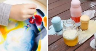 7 expériences amusantes et éducatives à réaliser avec les enfants