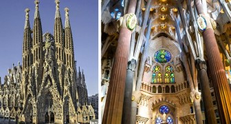 Sagrada Familia: l'opera incompiuta di Gaudì che rappresenta al meglio il suo genio folle e creativo