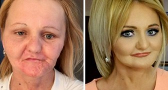 A makeup magician manages to transform his clients into completely different people