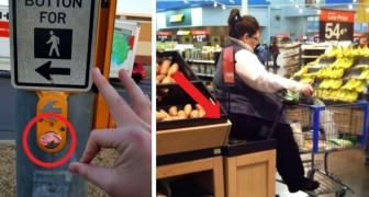 Onbeleefde mensen boven alle verwachtingen: deze 14 foto's van onbeschofte mensen zullen je boos maken