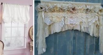 11 délicats rideaux DIY, pour décorer avec élégance vos fenêtres