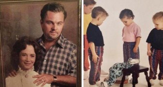 19 divertenti foto di famiglia talmente bizzarre che vi strapperanno un sorriso