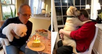 15 mensen die absoluut geen huisdier wilden hebben, maar nu niet meer zonder zouden kunnen