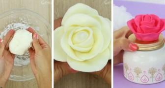 Porcelaine froide ou pâte de maïs : le tutoriel très simple pour réaliser de fantastiques décorations à la main