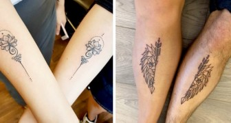 15 tatuagens significativas que irão unir membros da família para sempre