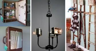 11 projets de recyclage astucieux pour créer des objets au design vraiment original