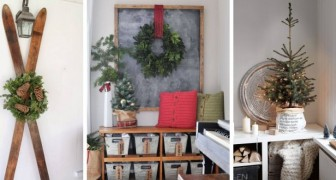 10 spunti irresistibili per decorare la casa a Natale in stile farmhouse