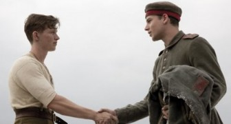 Sainsbury's SENSATIONAL Christmas ad inspired by real events of the Great War !