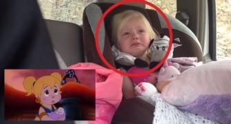 Vous ne parviendrez pas à détacher votre regard du visage de cette petite fille. A essayer pour y croire.