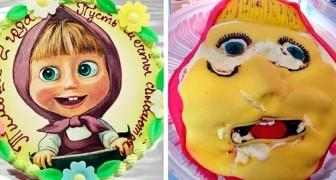 19 personnes qui ont essayé de créer des gâteaux magnifiques mais qui ont échoué lamentablement