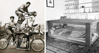 19 merkwaardige uitvindingen uit het verleden laten ons de meer vintage en extravagante kanten van de technologie zien