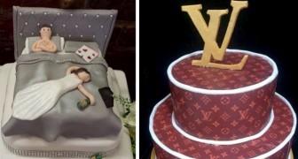 15 bröllopstårtor som sticker ut både för att de är extravaganta och absurda