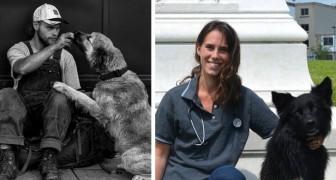 Lione: un gruppo di futuri veterinari gira per la città offrendo cure agli animali dei senzatetto