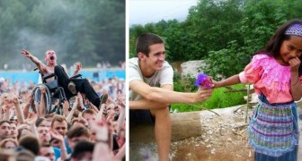 15 foto di grande impatto mostrano come le persone siano ancora capaci di atti di gentilezza