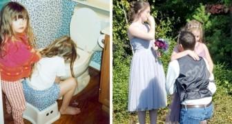 15 foto che dimostrano quanto l'amicizia femminile resista al tempo che passa