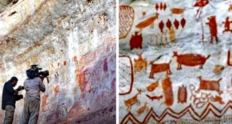 Im Amazonasgebiet wurden tausende von Malereien entdeckt, die auf 12.500 Jahre zurück gehen: Es ist die sixtinische Kapelle der Urzeit