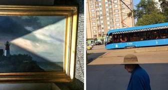 De juiste foto op het juiste moment: 21 afbeeldingen die vanwege hun timing een prijs verdienen