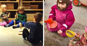 In Danimarca ai bambini della materna si insegna solo l'alfabeto: tutto il resto del tempo è lasciato al gioco