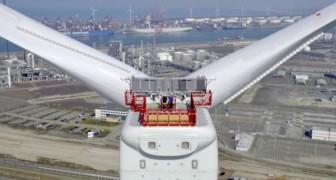 Ces nouvelles éoliennes pourraient alimenter une maison pendant deux jours en une seule rotation