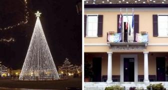 Da 32 anni questo paesino in Italia rinuncia alle luci di Natale e dona i soldi in beneficenza