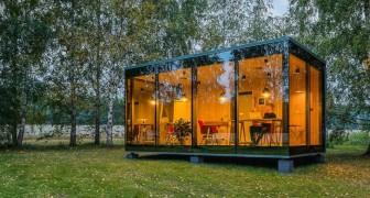 Una compagnia estone ha creato un ufficio in scatola da mettere in giardino: disponibile anche su Amazon
