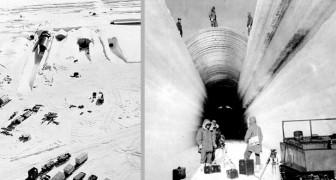 Begraven gevaar: de klimaatverandering legt een nucleaire raketbasis uit de Koude Oorlog bloot