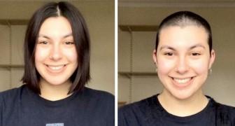 10 mulheres que decidiram cortar seus cabelos drasticamente com resultados surpreendentes