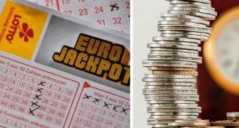 Glückskind: Eine Frau gewinnt 700.000 $, nachdem sie 20 Jahre lang mit den Zahlen ihres verstorbenen Ehemanns gespielt hat