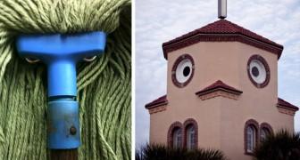 17 oggetti dal volto umano che descrivono alla perfezione il fenomeno della pareidolia