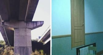 16 esempi di costruzioni riuscite così male che ti fanno venir voglia di prendere carta e matita per riprogettarle