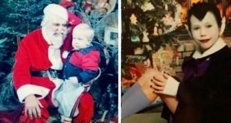 17 skurrile Familienfotos aus vergangenen Weihnachtszeiten, die wir nie wieder finden wollten