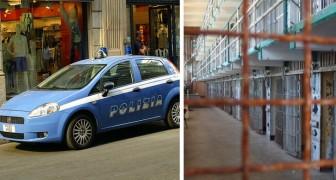 Il échappe à l'assignation à résidence et se présente au poste de police avec un sac : Mieux vaut la prison que ma famille !