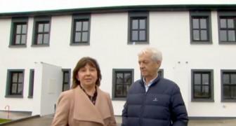 Een ondernemersstel bouwt huizen voor werknemers die met kerst niet naar huis kunnen