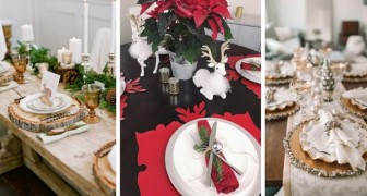 9 idées fantastiques pour créer des dessous d'assiettes DIY et dresser la table avec style pendant les fêtes