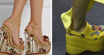 15 pictures of shoes to make you question what stylists and designers mean by good taste