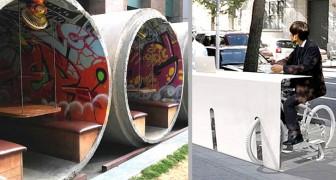 Urbanes Design: 22 Stadtumgebungen, die mit nützlichen und visuell ansprechenden Projekten umgestaltet wurden