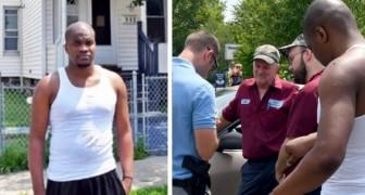 Un homme au chômage manque un entretien d'embauche pour sauver la vie de quelqu'un : maintenant, tout le monde veut l'embaucher