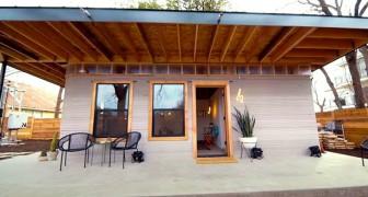 Cette maison imprimée en 3D est équipée de tout le confort nécessaire et promet de résoudre le problème des sans-abri