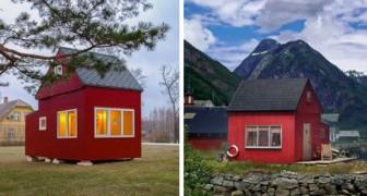 Una start-up progetta una casa origami sostenibile: si apre e si monta dovunque in sole 3 ore
