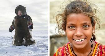 Le immagini di questo fotografo ci mostrano cosa significa essere bambini in varie parti del mondo