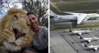 15 Fotovergleiche zeigen die reale und unerwartete Größe von Objekten und Tieren