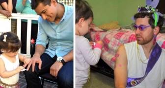 16 Väter, die alles für ihre Töchter tun würden, auch sich schminken und als Prinzessin verkleiden