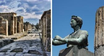 Eine Frau gibt einige Artefakte zurück, die sie aus Pompeji gestohlen hat: Sie hätten ihr großes Pech gebracht, behauptet sie